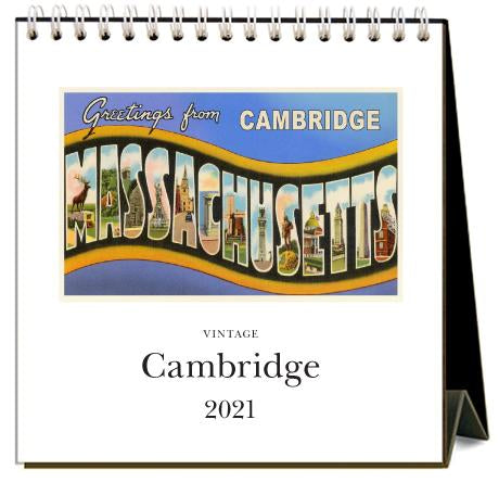 Cambridge 2021 Calendar