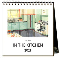 In the Kitchen 2021 Calendar