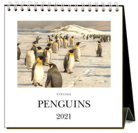Penguins 2021 Calendar