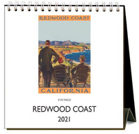 Redwood Coast 2021 Calendar