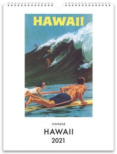 Hawaii 2021 Wall Calendar
