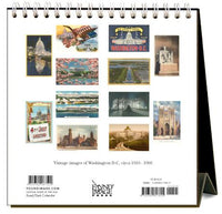 Washington DC 2021 Calendar