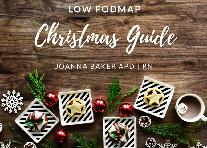 How to Survive Christmas on a FODMAP Diet