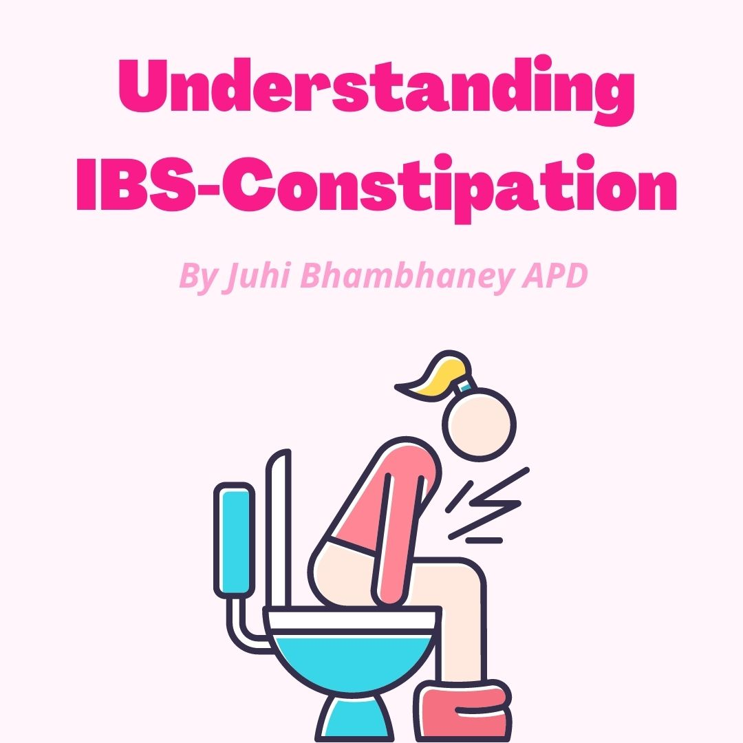 A Dietitian's Insights into IBS-Constipation