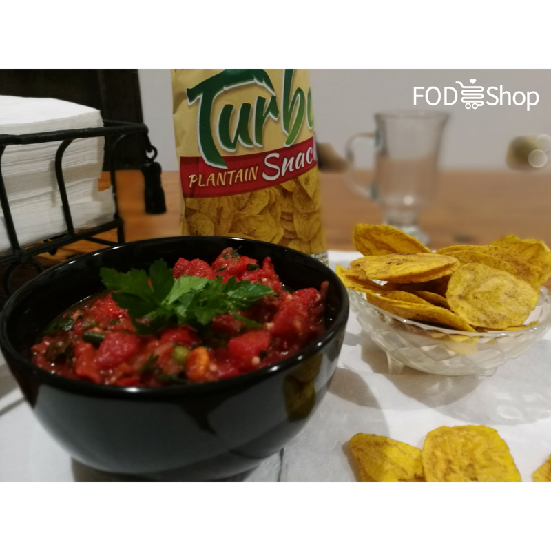 Low FODMAP Mexican Salsa