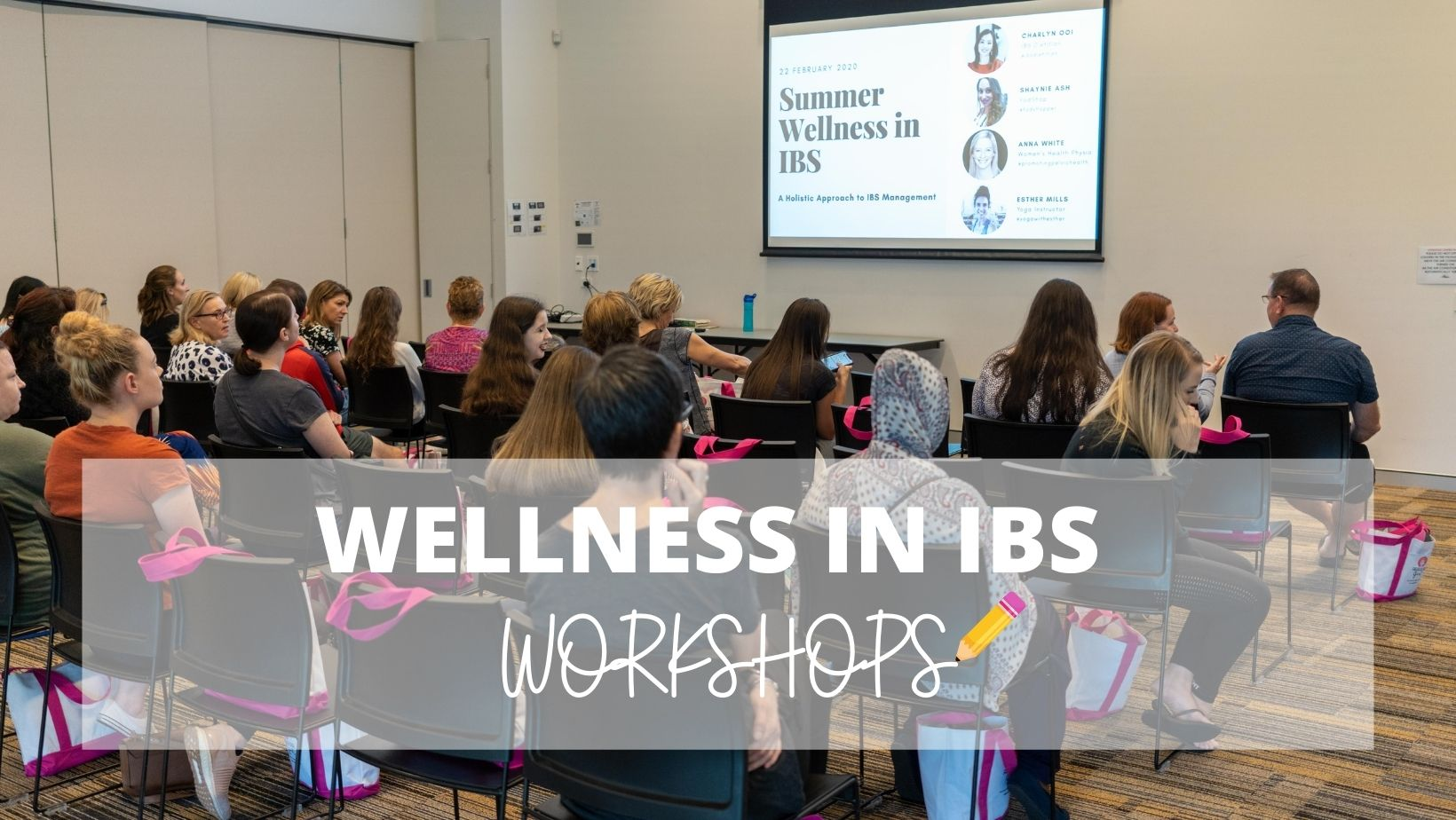 FodShop's Wellness in IBS Workshops