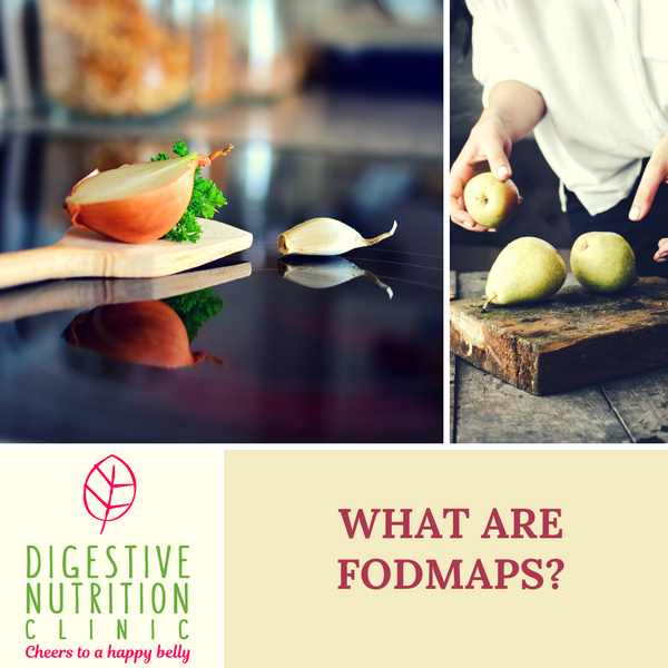 The Fundamentals of FODMAPS with Digestive Nutrition Clinic