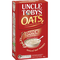 Uncle Toby's Quick Oats (500g)