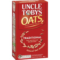Uncle Toby's Traditional Oats (500g)