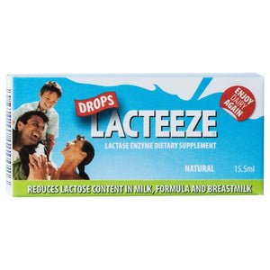 Lacteeze Drops Natural (15.5mL)