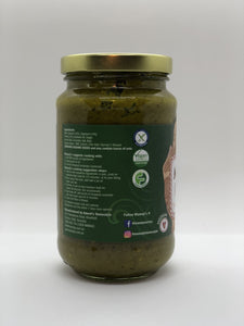 Mamaji's Paprikaan Spinach Curry, No Garlic, No Onion (375g)