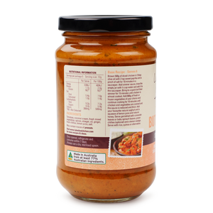 Latasha's Kitchen Butter Chicken Curry Simmer Sauce (No Garlic, No Onion) (360g)