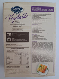 Eskal Deli Vegetable Pasta Lasagne Sheets (255g)