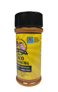 Smoke N' Sanity Taco Seasoning (100g)