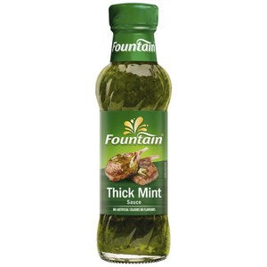 Fountain Thick Mint Sauce (250ml)
