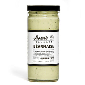 Roza's Gourmet Béarnaise (240ml) - REQUIRES REFRIGERATION