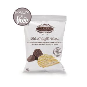 Tartufi Jimmy Black Truffle Rustic Chips (90g)