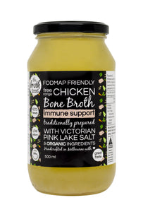 The Broth Sisters Chicken Bone Broth (500ml) - REFRIGERATED PRODUCT
