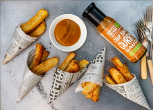 Slightly Different Foods Chip Shop Curry Sauce (260g)
