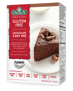 Orgran Chocolate Cake Mix (375g)