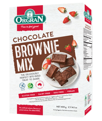Orgran Chocolate Brownie Mix (400g)