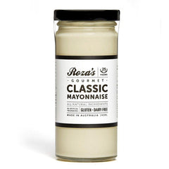 Roza's Gourmet Classic Mayonnaise (240ml)