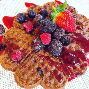 Natural Evolution Vanilla Pancake & Waffle Mix (389g)