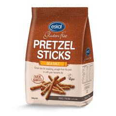 Eskal Pretzel Sticks Sea Salt (200g)