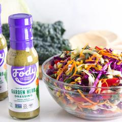 Fody Foods Low FODMAP Garden Herb Salad Dressing (240g)