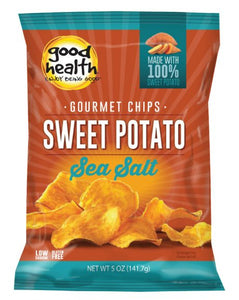 Good Health Snacks Sweet Potato Chips (142g)