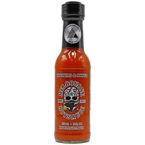 Melbourne Hot Sauce - Habanero Mango (150ml)