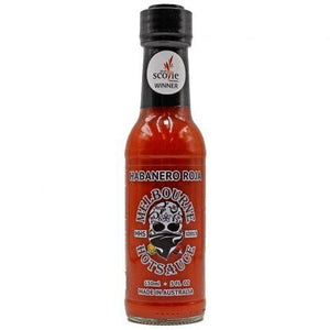 Melbourne Hot Sauce - Haberno Roja (150ml)