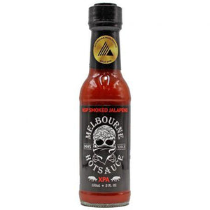 Melbourne Hot Sauce - Hop Smoked Jalapeno (150ml)