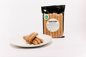 Lewis & Son Natural Vienna (500g) - VIC & NSW Delivery Only