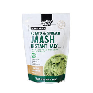 Plantasy Foods Potato & Spinach Mash Instant Mix (150g)