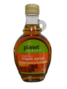 Planet Organic Maple Syrup Grade A (250ml)