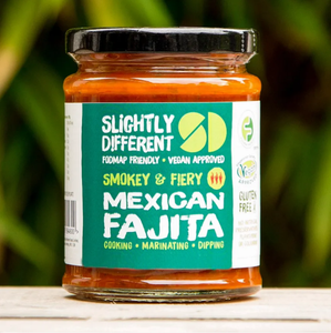 Slightly Different Foods Mexican Fajita Sauce (260g)