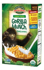 Nature's Path Envirokidz Organic Gorilla Munch Corn Puffs (275g)