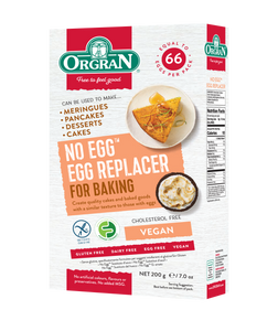 Orgran No Egg, Egg Replacer (200g)