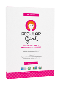 Regular Girl On The Go 7 Stick Packs - Australia & NZ Only