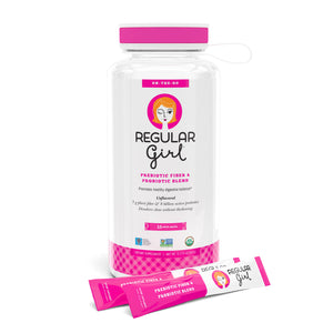 Regular Girl Starter Kit - 15 Packets Per Bottle (90g) - Australia & NZ Only