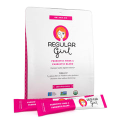 Regular Girl On The Go - 30 On-The-Go Packets (180g) - Australia & NZ Only