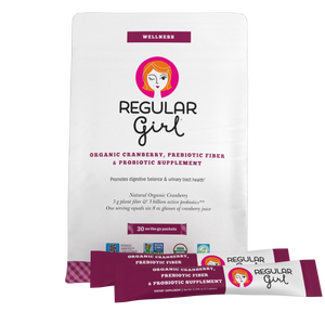 Regular Girl Wellness 30 On-The-Go Packets (180g) - AUS & NZ Only