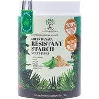 Natural Evolution Green Banana Resistant Starch Multi-Fibre (400g)