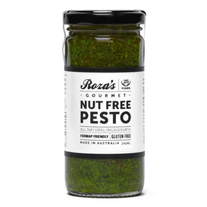 Roza's Gourmet Nut Free Pesto (240ml)