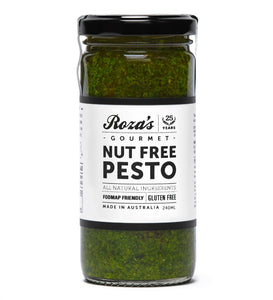 Roza's Gourmet Nut Free Pesto (240ml) - REQUIRES REFRIGERATION