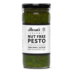 Roza's Gourmet Nut Free Pesto (240ml) - VIC Delivery Only