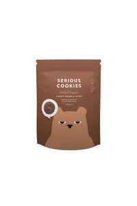 Serious Food Co. Double Choc Chip Cookies (170g)