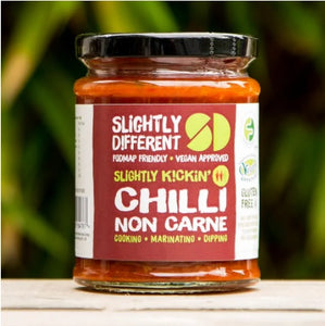 Slightly Different Foods Chilli Non Carne (260g)