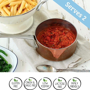 We Feed You Just Bolognese Sauce - Packed with Beef Mince & Veggies